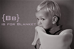 B is for Blanket